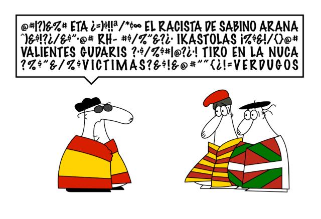 27S y el Nacionalismo español Argumentos