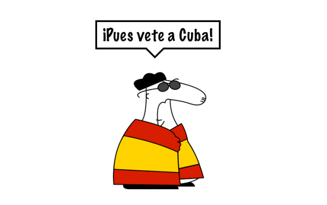 27S y el Nacionalismo español Cuba