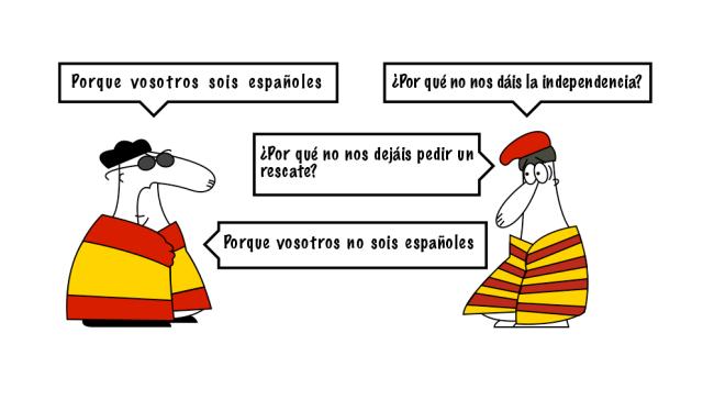 27S y el Nacionalismo español Espac3b1olnoespac3b1ol
