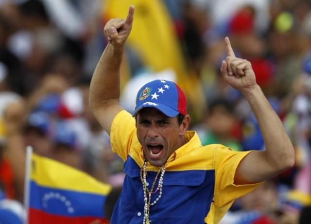 capriles-golpista