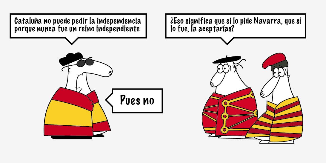 27S y el Nacionalismo español Reinoindependiente