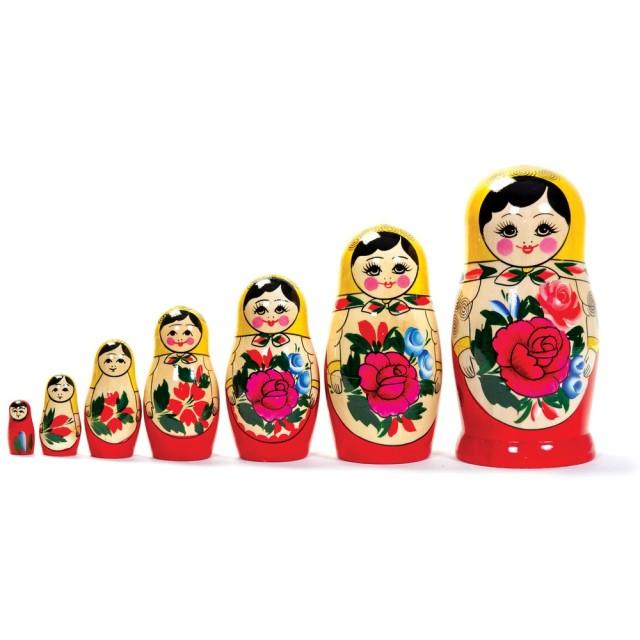 La izquierda española se ha dividido siempre como si de una muñeca rusa se tratara...