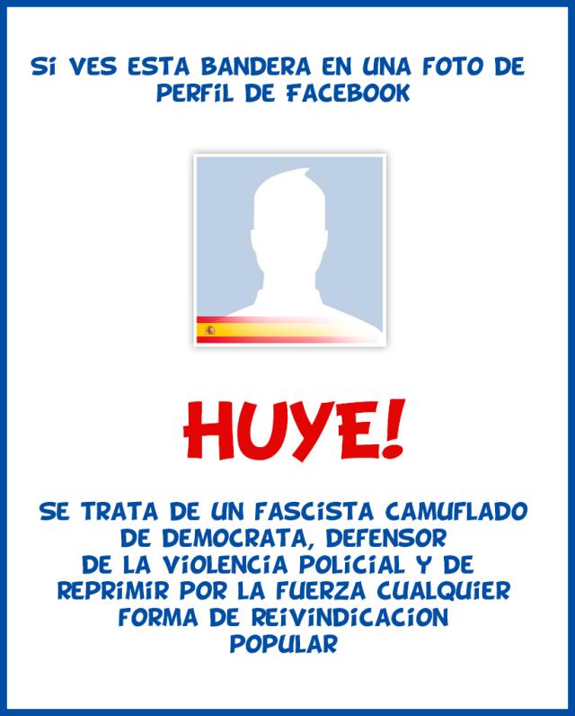 rojigualda-fascista